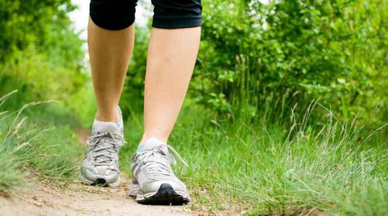 walking, benefits of walking, music and exercising