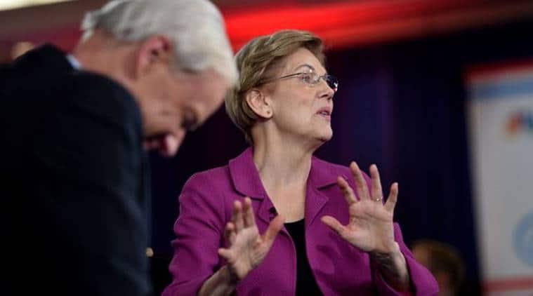 Elizabeth Warren 'crushed' the Democratic debate. But is it too late?