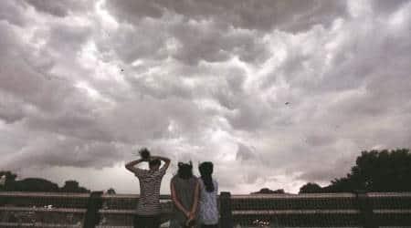 Mumbai heat, mumbai weather, Mumbai temperature, India Meteorological Department, IMD, mumbai news, india news, indian, express