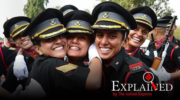 Explained: What Supreme Court said on women in Army