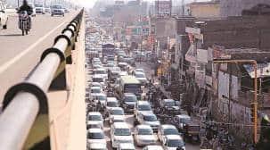 Chandigarh: Local vehicles, haphazard construction main causes for traffic on Zirakpur highway'