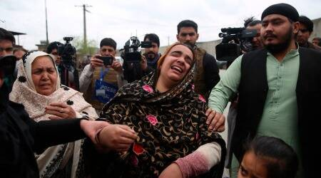 Kabul gurdwara attack, Kabul attack on sikhs, Kabul attack, Indian express