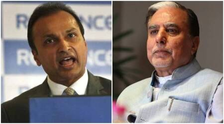 Anil Ambani Reliance, ED Yes Bank probe, Subhash Chandra Essel, Essel Subhash Chandra, Yes Bank crisis, Indian Express news