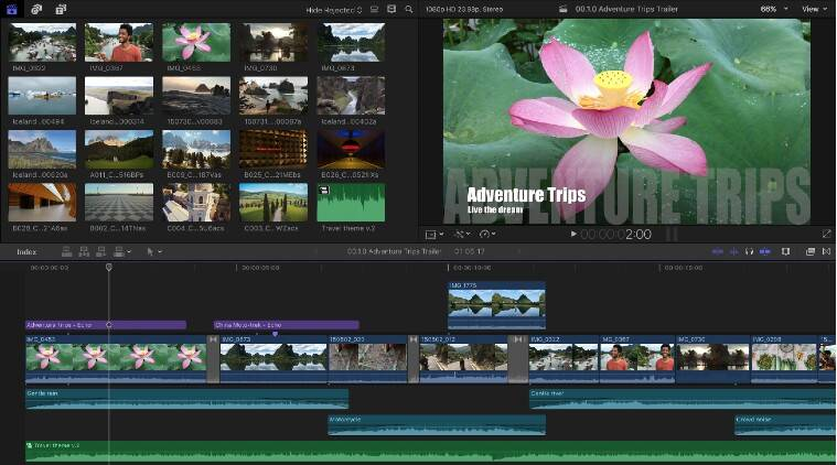 Now you can try Apple's Final Cut Pro X and Logic Pro X free for 90 days
