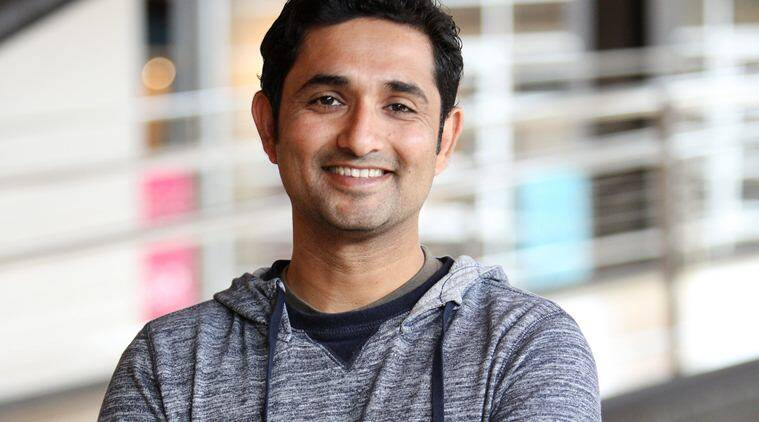 Arjun Rihan works at Pixar Studios