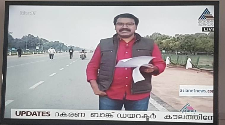 Delhi violence, northeast Delhi violence, Asianet banned for 48 hours, News channels banned for 48 hours, India news, Indian Express