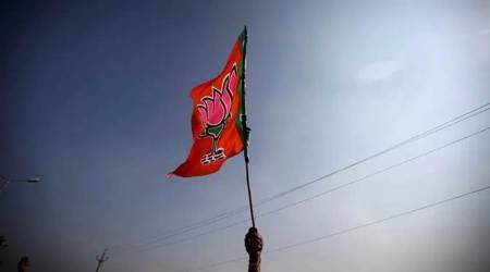 Mangal Gavit joins BJP after Congress fields candidate to woo Christian voters