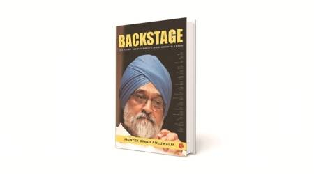 Montek Singh Ahluwalia book, Montek Singh Ahluwalia Backstage book review, Backstage book review, PB Mehta book review express