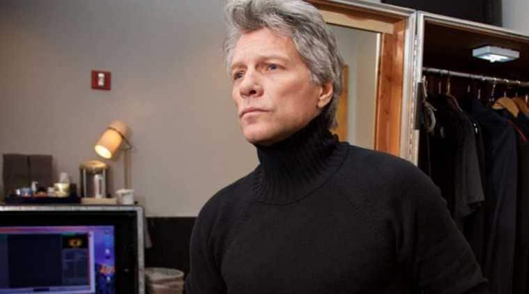 Jon Bon Jovi believes his son Jacob contracted 'mild ...