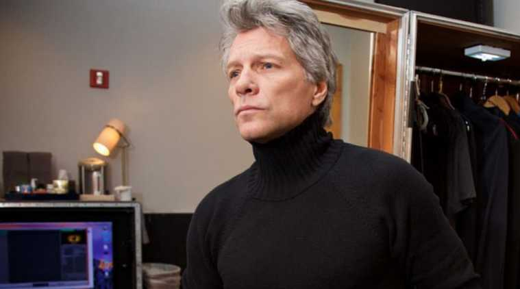 Jon Bon Jovi believes his son Jacob contracted 'mild' coronavirus