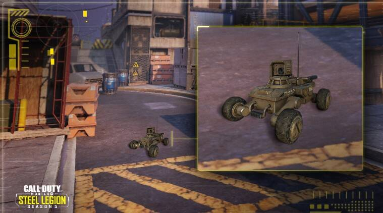 Call of Duty: Mobile Steel Legion update available; here are the details