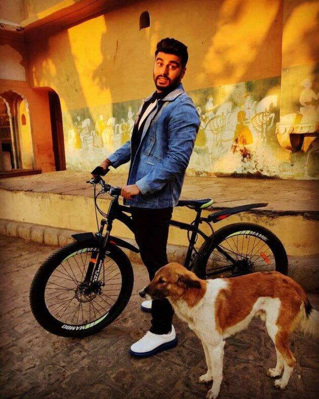 arjun kapoor on self quarantine