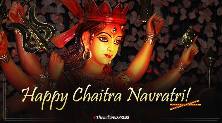 Happy chaitra navratri 2020 wishes images status quotes wallpaper messages photos greetings