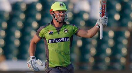 Chris Lynn, Chris Lynn coronavirus, coronavirus in sports, Chris Lynn PSL, PSL 2020, Chris Lynn lahore qalandars, chris lynn isolation, cricket news