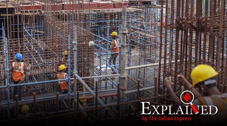 Construction workers, daily wage earners in Punjab: What they get, what they don't
