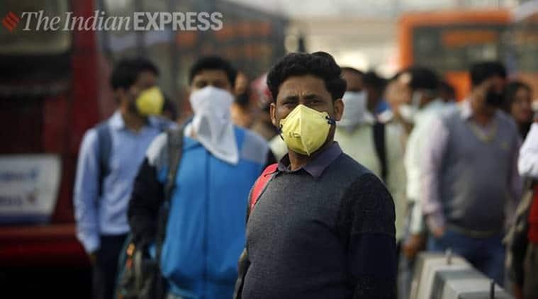 delhi coronavirus outbreak, delhi news, delhi covid 19 cases, delhi coronavirus cases count, indian express