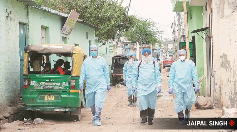COVID-19: Nine fresh cases in Valley, three in Jammu