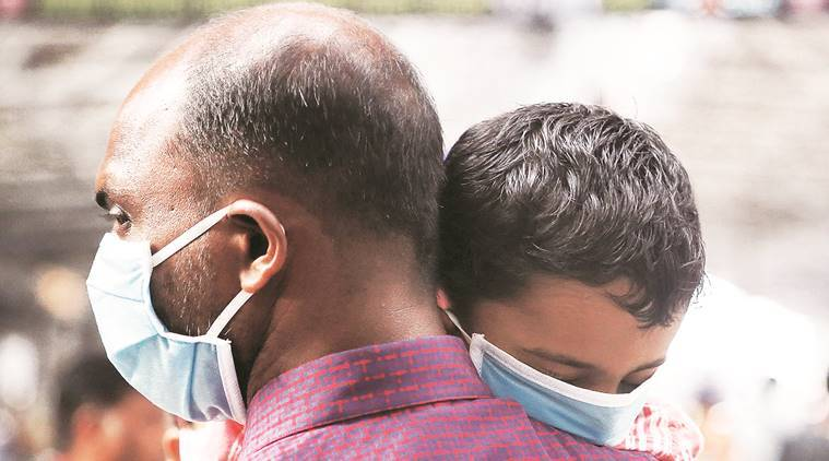 Coronavirus cases, trains cancelled, Central Railway, Western Railway, COVID-19, indian express news
