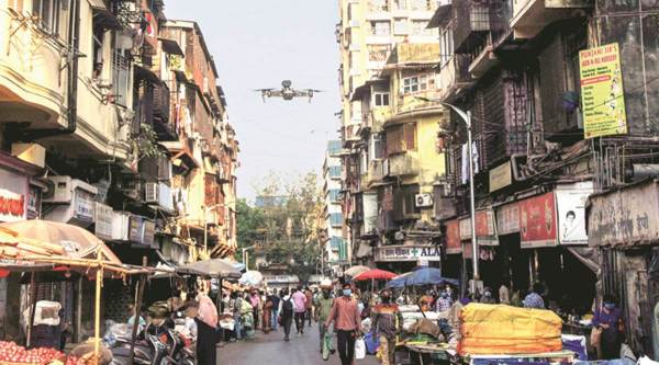 Pune police use drones to track home-quarantined persons