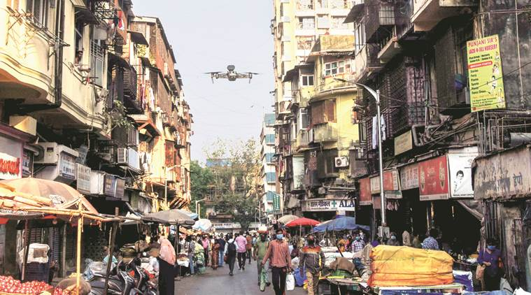 Pune Rural Police monitoring urban belts with drones