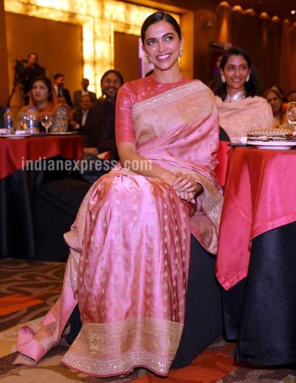 Deepika Padukone, Sabyasachi, Deepika Padukone Sabyasachi, Deepika Padukone fashion, Deepika Padukone style, Deepika Padukone images, Deepika Padukone latest news, Deepika Padukone latest photos, Deepika Padukone pictures, Deepika Padukone updates, celeb fashion, bollywood fashion, indian express, indian express news