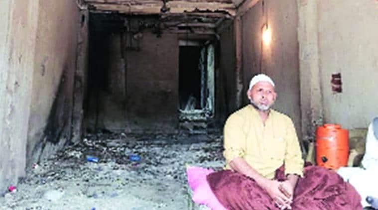 Delhi riot, Relief center, Compensation to victims, Delhi news, indian express news