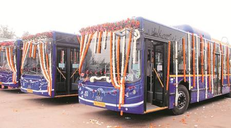 Metro city's lifeline but buses still carry bulk of Delhiites
