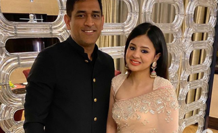 'Shame on you': Dhoni's wife hits out at 'false news'