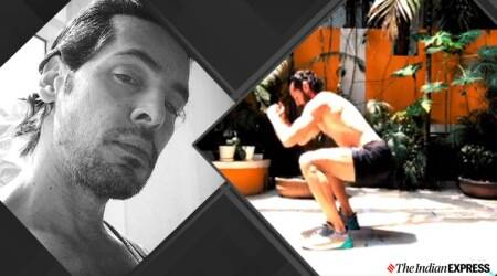 leg workouts, lower body workout, indianexpress.com, dino morea workout, dino morea fitness, fitness inspiration, fitness goals, dino morea news, lower body exercises, squats, lunges, bodyweight exercises,