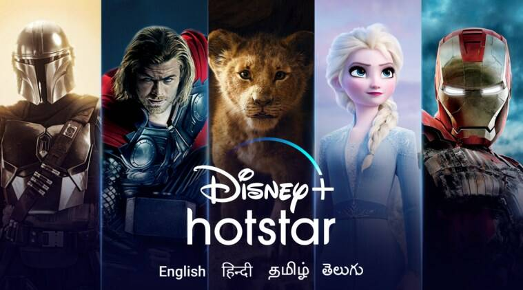 Disney+ Hotstar to launch in India on April 3