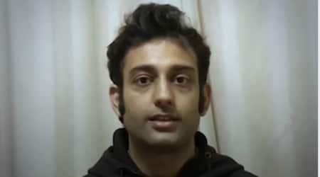 Dr Amish Vyas, inspiring video, inspiring stories coronavirus, coronavirus pandemic, india, indian doctors, doctors and medical staff, indianexpress.com, indianexpress,