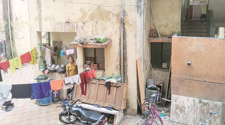 For residents of EWS housing society in Vadodara, it is a dual battle for survival
