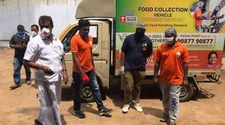 Coronavirus: Volunteers in Tamil Nadu are helping distribute food and care for elderly