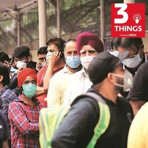 The impact of the coronavirus pandemic in India and how the government is tackling it