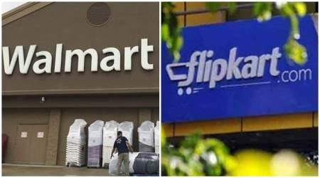 Flipkart Group, Walmart investment, coronavirus pandemice, economy news, indian express news
