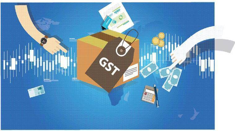 GST collections, Gross goods and services tax, GST collections, GST collections February, indian express