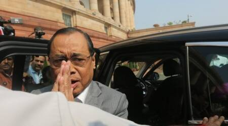 CJI to MP: Ranjan Gogoi takes oath as member of Rajya Sabha