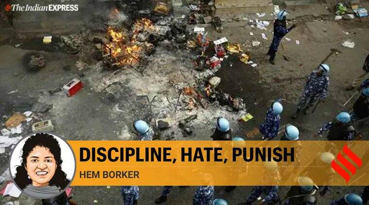 The genesis of Delhi riots lies in creating the Other within us