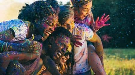 Holi, celebrating Holi around the world, how other countries celebrate Holi, Holi like festivals in the world, interesting festivals, Indian Express, Indian Express news