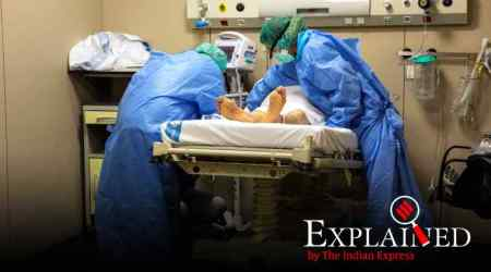 Explained: Procedures followed by healthcare workers while tending to COVID-19 patients