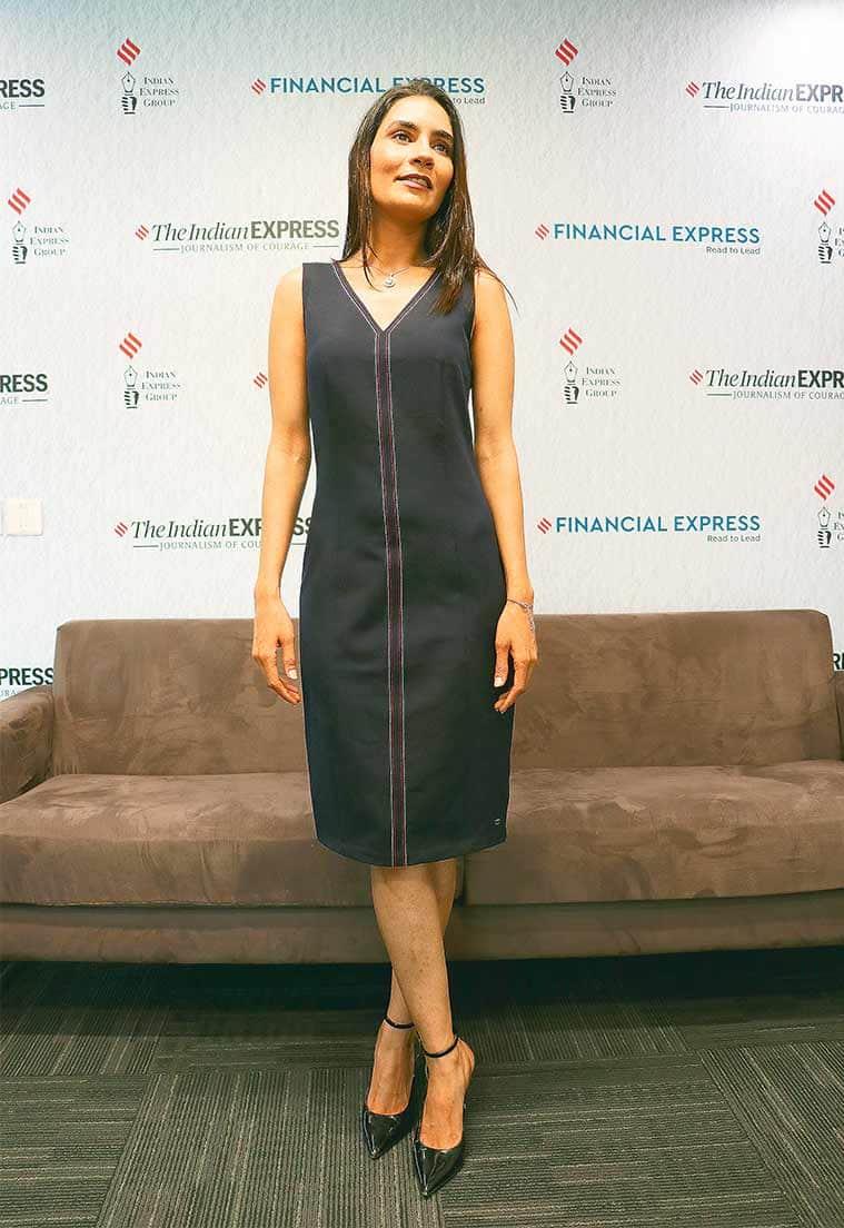 Geetika Vidya Ohlyan, thappad, eye 2020, indianexpress