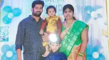 Hyderabad news, Hyderabad family suicide, Hyderabad man kills family, HYderabad police