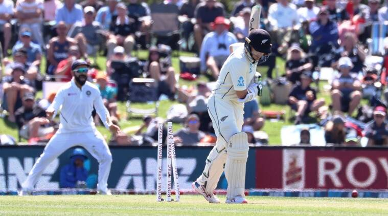 India vs new zealand 2nd test day 2 live cricket score updates