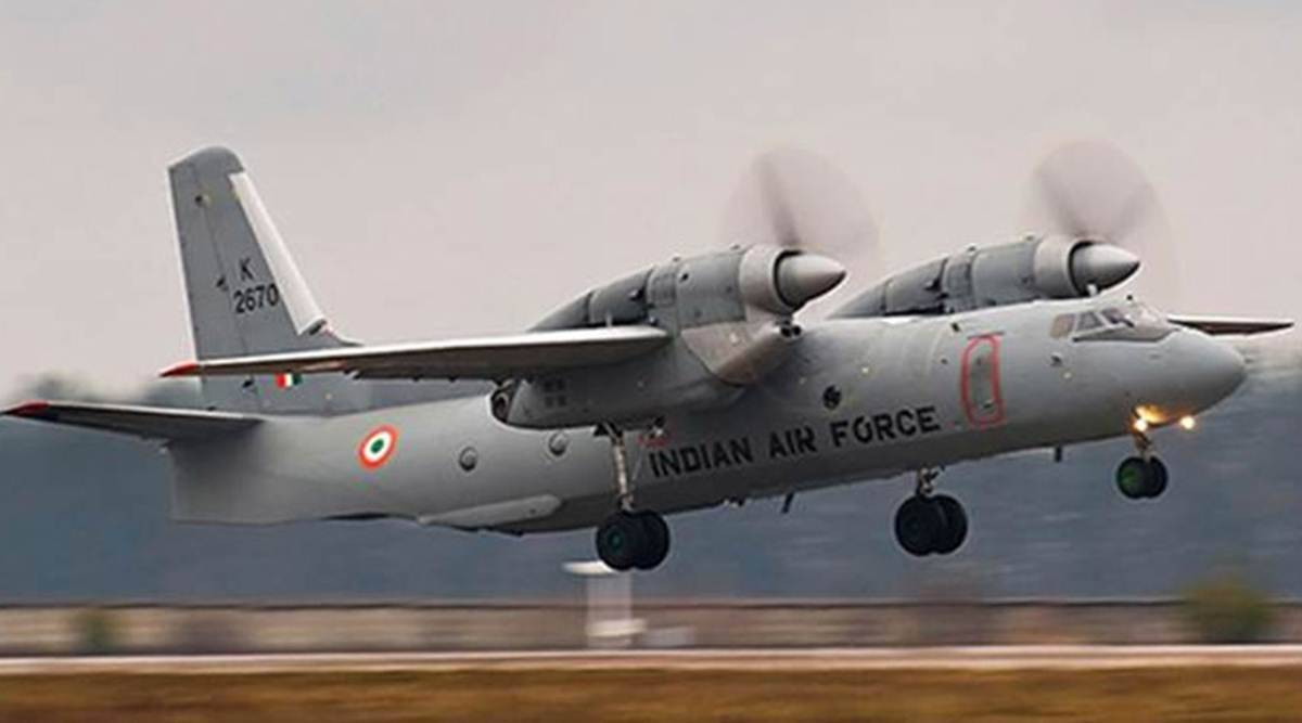 India-Iran, military transport aircraft, coronavirus-affected country, Indian Air Force, indian express news