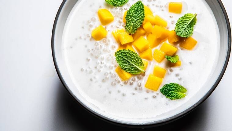 sago recipes, coconut milk, healthy recipes, sunday snacks, sunday brunch, easy recipes at home, healthy dish at home, sago benefits, coconut milk benefits, indianexpress.com, indianexpress,