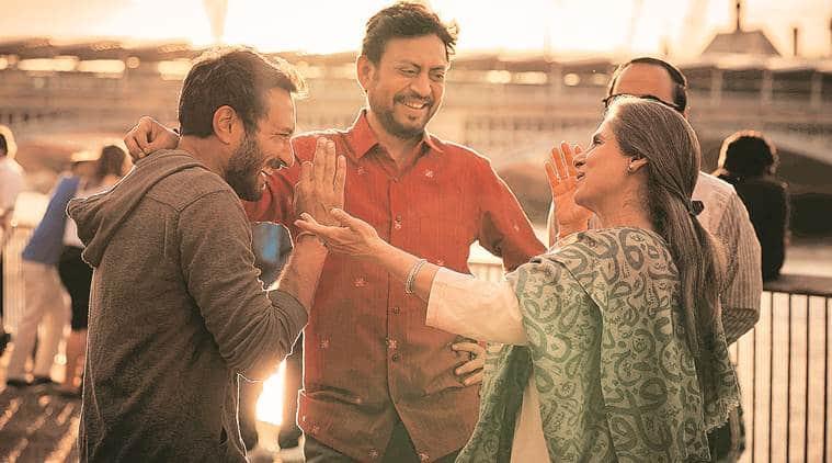 Irrfan Khan, Irrfan Khan new movie, Angrezi Medium, Indian express news, indian express talk