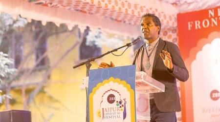 Lemn Sissay, England, Ethiopia, Gambia, 2019 annual PEN Pinter Prize, My Name is Why, Zee Jaipur Literature Festival, Simon Armitage, Gold From the Stone, Something Dark, Why I Don't Hate Dark People, The Report, Epitaph