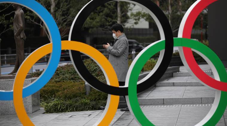 Tokyo olympics 2020 postponed delay date 2021 coronavirus