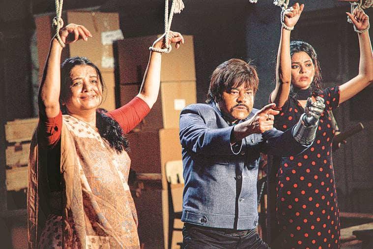 Director Hardik Mehta, Sanjay Mishra, Kaamyaab film, Hindi movies, indian express talk, indian express news