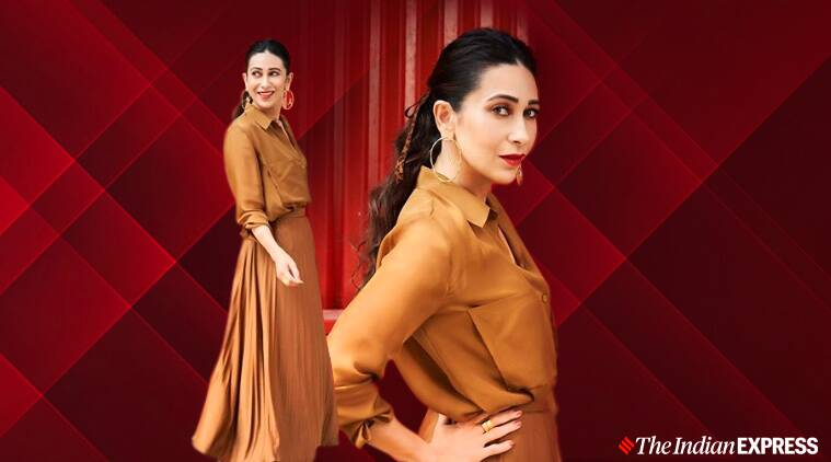 Karisma Kapoor, Karisma Kapoor fashion, Karisma Kapoor pictures, Karisma Kapoor outfits, Karisma Kapoor mentalhood, Karisma Kapoor movies, indian express news